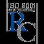 ISO logo 9001 - Diseraad Praktijk voor Kunstgebitten
